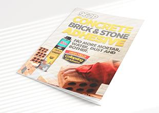 962P Concrete Brick & Stone Adhesive