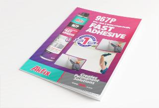 967P Fast Adhesive
