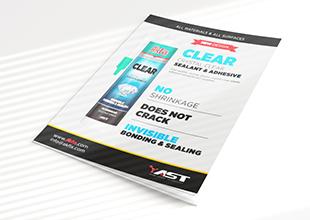 Clear Crystal Clear Sealant & Adhesive