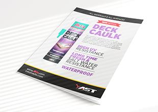 Deck Caulk Sealant