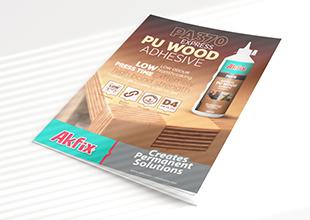 PA370 Express PU Wood Adhesive