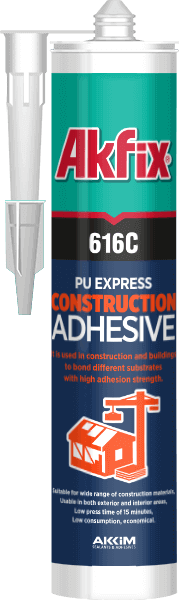 616C PU Express Construction Adhesive