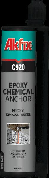 C920 Chemical Anchor Epoxy Acrylate Styrene Free