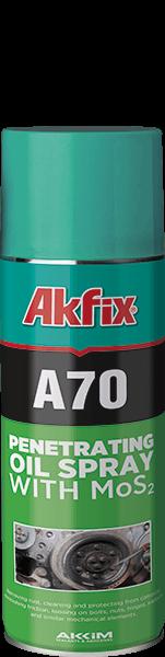 A70 Penetrating Oil Spray