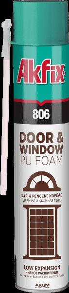 806 Door & Window Pu Foam