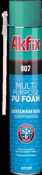 807 Pu Foam Multi Purpose Winter -6°C