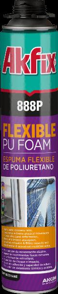 888P Flexible Pu Gun Foam