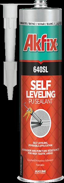 640SL Self Leveling Pu Sealant