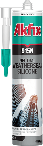 915N Weatherseal Neutral Silicone