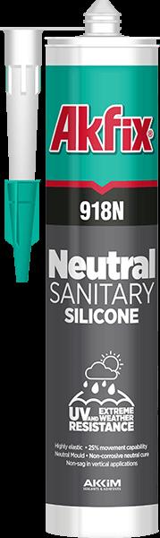 918N Neutral Sanitary Silicone