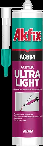 AC604 Ultra Light Gap Filler
