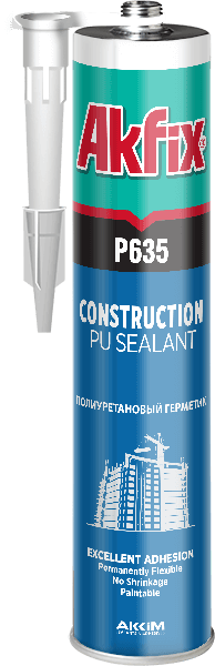 P635 Polyurethane Sealant Construction