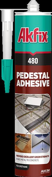 480 Pedestal Adhesive