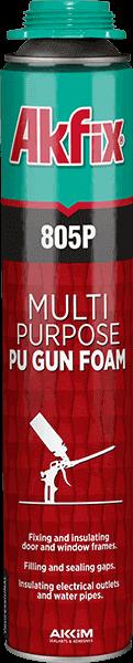 805P Pu Gun Foam Multi Purpose